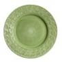 Mateus- Lace Platter 42 cm - Mateus- lace platter 42cm green