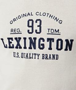 Lexington Nelson Knitted Sweatshirt - Lexington Nelson Knitted Sweatshirt  stl XL