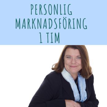 Personlig marknadsföring (Unionen) - Personlig marknadsföring 1 tim