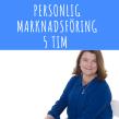 Personlig marknadsföring (Unionen) - Personlig marknadsföring 5 tim