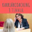 Karriärcoaching - Karriärcoaching 3 timmar