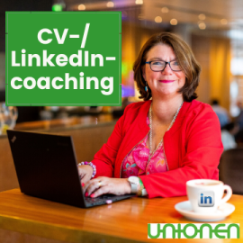 CV- / LinkedIn-coaching (Unionen)