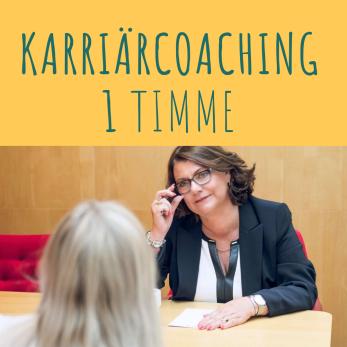 Karriärcoaching (Folkuniversitetet) - Karriärcoaching 1 timme