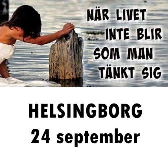 HELSINGBORG mån 24 september -