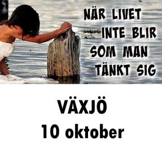 VÄXJÖ ons 10 oktober -