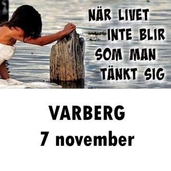 VARBERG 7 november -