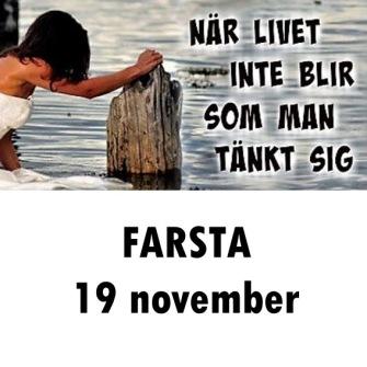 FARSTA mån 19 november -