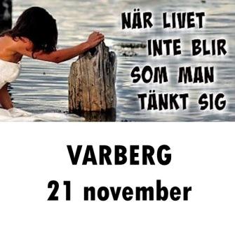 VARBERG ons 21 november -