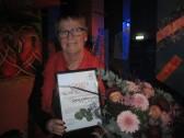 Sölvesborgs Kulturpris 2016 till Karin Maltestam