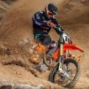 Oskar Olsson #16 tävlar i SM i MX1 klassen, vi är stolta att han väljer Bikewash!