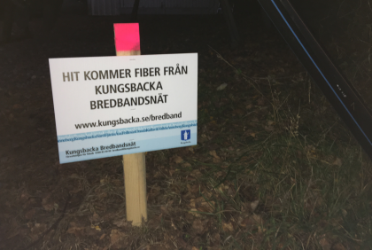 fiber bredband kungsbacka
