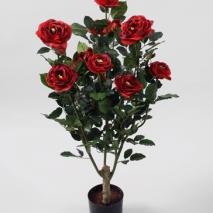 Ros träd röd 86cm