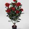 Ros träd röd 86cm - 2-pack