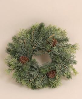Julkrans 35 cm - 2325 wreath pine