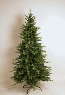 Julgran färdigklädd med lampor 360 cm -
