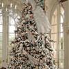 Julgran med färdigklädd med lampor 300 cm