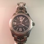 TAG Heuer, 2000-tal. Automatisk. Service.