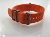 Enfärgade nylonband - TEXAS - 22 mm, orange