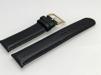 Rakt läderband - SKÖVDE - 16 mm