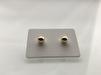 9 K örhängen i guld - SIPPA - 5 mm, gult
