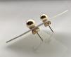 9 K örhängen i guld - SIPPA