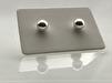 925 örhängen i silver - TUSSILAGO - 5 mm