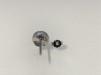 Silverörhängen med Ametist - EMMA