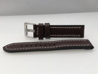 Rejäla band - ÖREBRO - 18 mm, brun