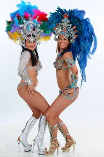 Samba Angels  Angela och Angelica
