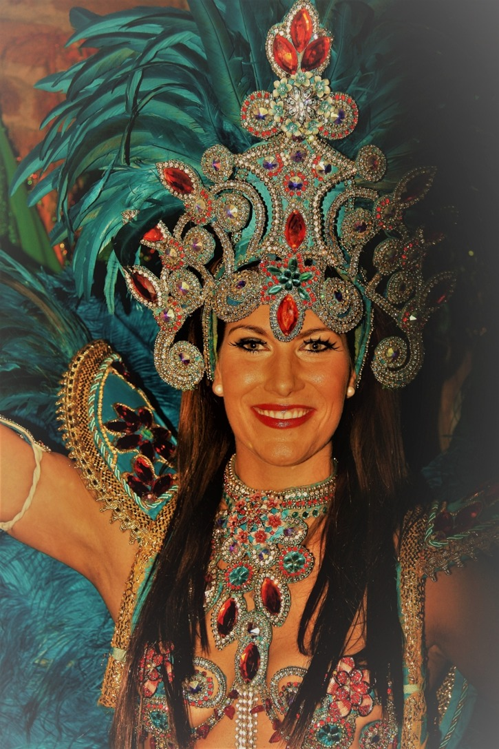 Samba Angel Angelica