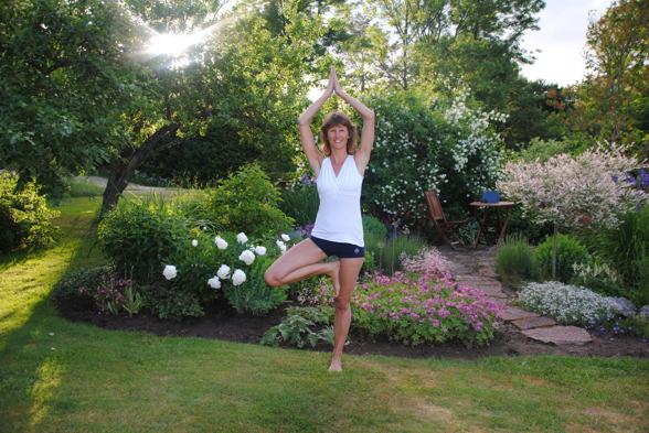 Entreprenörer Tillsammans uppmärksammar Internationella Yogadagen.