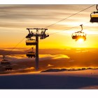 Trysil-Ski lift-Norway
