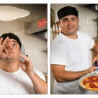 STS Alpreso- Hotel Marmore-Cervinia-Italien aug -pizza baker-Photographer-Fredrik Rege