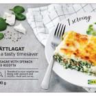 IKEA Bilder till förpackningsframsidor. Lasagne