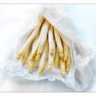 Vit sparris.  Bild från min matblogg; På tallriken: www.patallriken.se