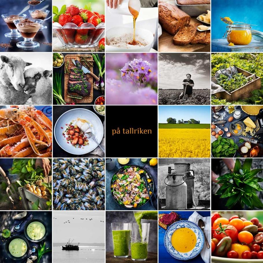 På tallriken-matblogg-fotokollage