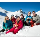 Skiing-Bad Gastein-Austria-STS-Alpresor-Picnic-Photo by Fredrik Rege ©- Feb2019