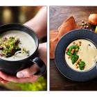 Findus Food services. Bilder till receptfolder soppor 2019