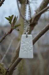 Halsband träd
