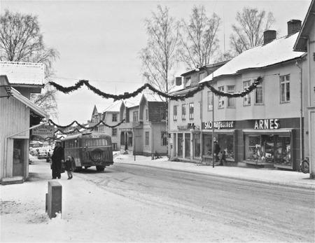 Storgatan i Årjäng.