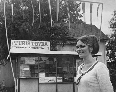 Årjängs Turistbyrå - Foto : Bertil Danielsson