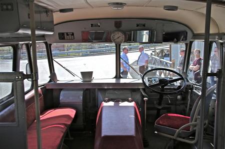 SCANIA-VABIS turistbuss årsmodell 1955.