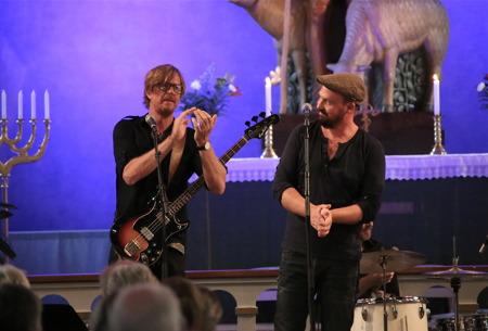Folkrockbandet môra-Per från Arvika.
