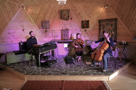 Andreas Ulvo Trio från Norge