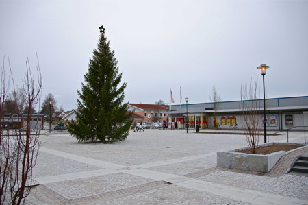 29 november 2013 - Claras torg i Årjäng