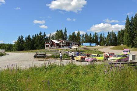 1 juli 2010 - Folkraceläger för ungdomar.