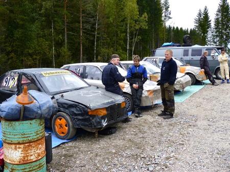 11 september 2010 - Kompisträff i depån.