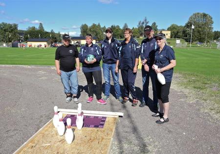Medlemmar i HMF Falken idrott