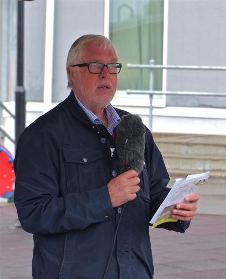 Björn Karlsson Styrelseordförande i Årjängs Nät AB.