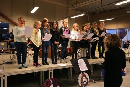 Konsert med Musikskolans elever.